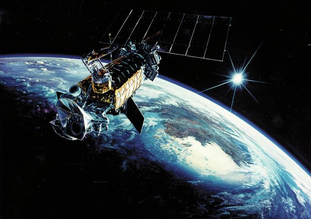 Surveillance Satellite (image d'illustration)