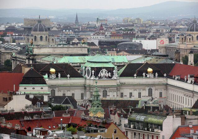 Une vue sur Vienne