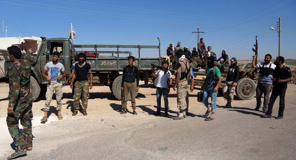 Deraa, Juin 23, 2015