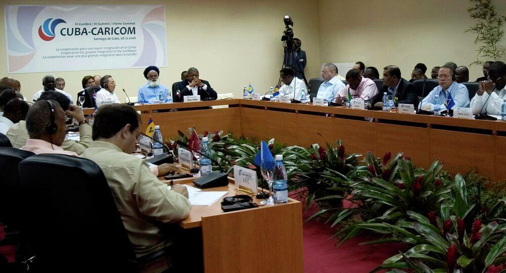 Dirigeants des pays de la CARICOM
