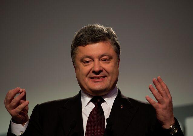 Porochenko cité dans l'affaire Panama Papers… mais lui c'est différent