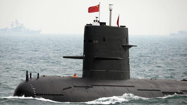 La Chine compte envoyer sous-marins nucléaires dans le Pacifique  - Sputnik France
