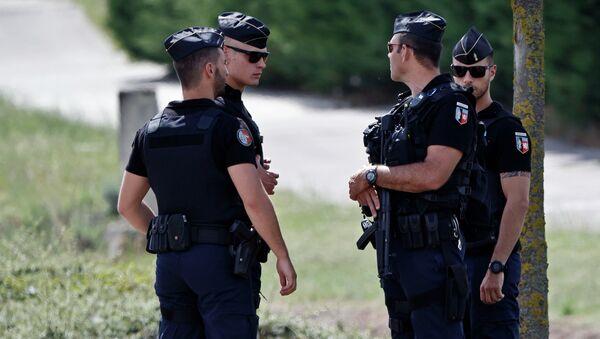 Police, image d`illustration - Sputnik France