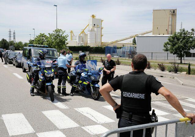 La gendarmerie en Isère