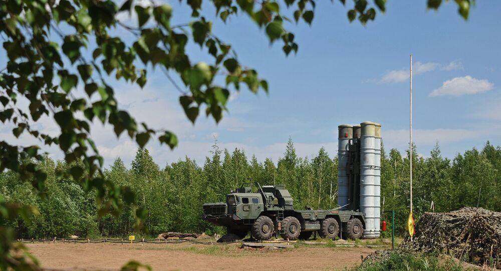 Le champ militaire Telemba dans la Région militaire de l'Est