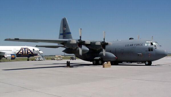 Lockheed C-130 Hercules - Sputnik France