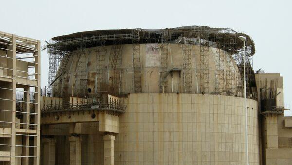Атомная электростанция в Бушере (Иран) - Sputnik France