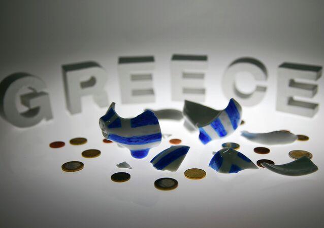 L'oligarchie financière mondiale fait main basse sur la Grèce