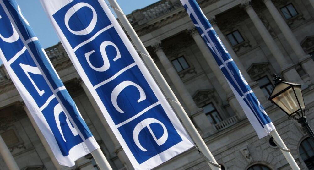 Siège de l'OSCE à Vienne