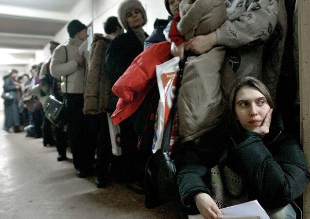 Migrants roumains