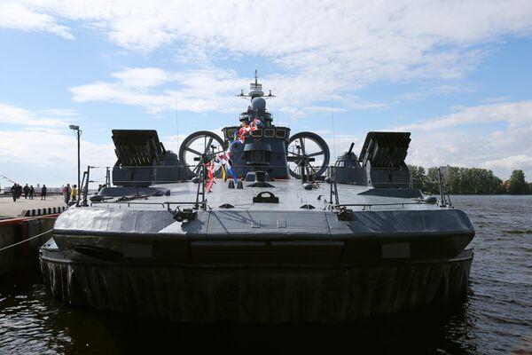 Le Salon naval international de Saint-Pétersbourg - Sputnik France