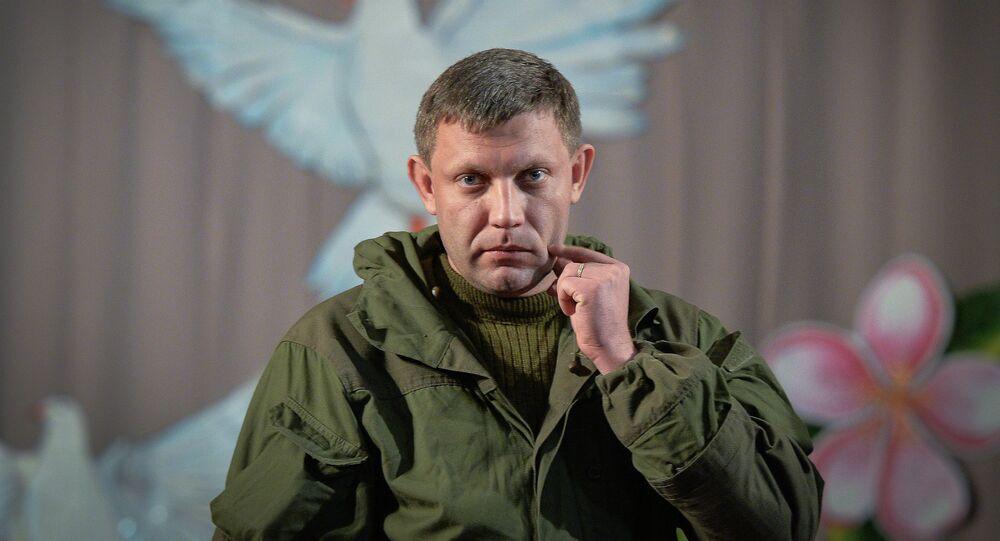 Donetsk révèle pourquoi Kiev a besoin des forces de maintien de la paix dans le Donbass
