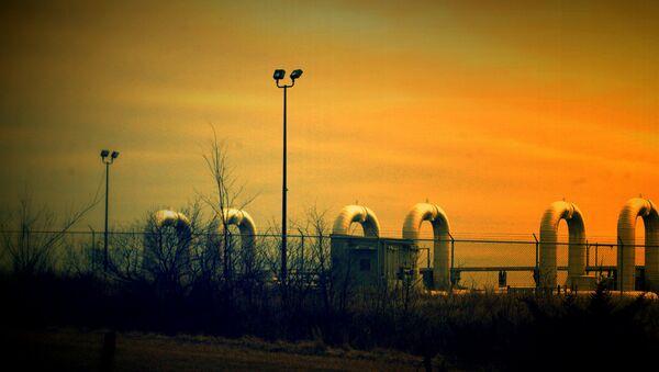 Trans Canada Keystone Oil Pipeline - Sputnik France
