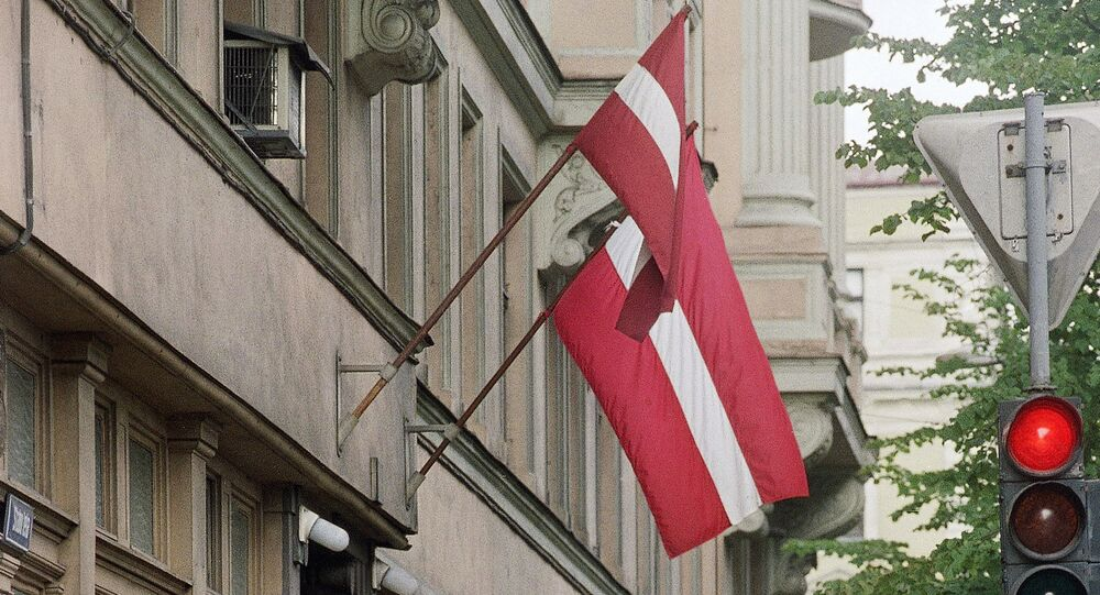 Latvian citizen, who created an online petition regarding reunification with Russia, was charged with publicly calling for the elimination of Latvia's territorial integrity by including it within another state