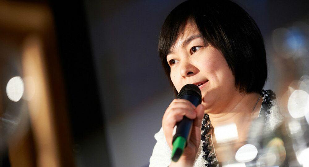 Le porte-parole du ministère des Affaires étrangères Hua Chunying