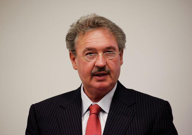 Jean Asselborn, ministre des Affaires étrangères du Luxembourg