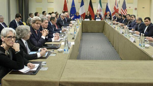 A meeting with P5+1 - Sputnik France