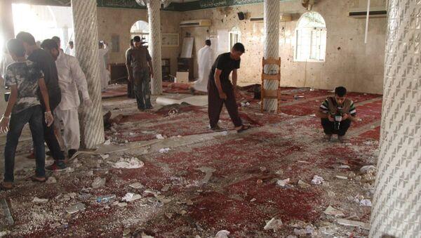 Explosion dans une mosquée - Sputnik France
