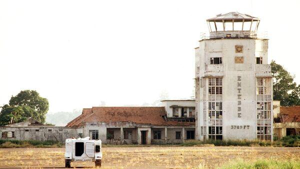 L'aéroport d'Entebbe - Sputnik France