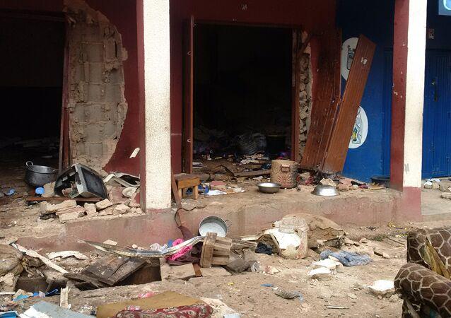 Explosions à Jos, Nigeria