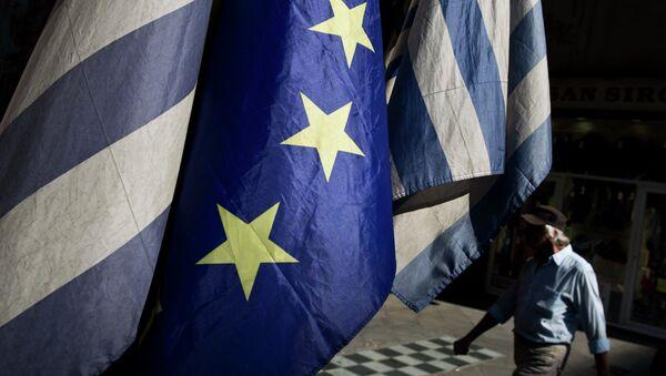 La Grèce doit rester dans la zone euro. - Sputnik France