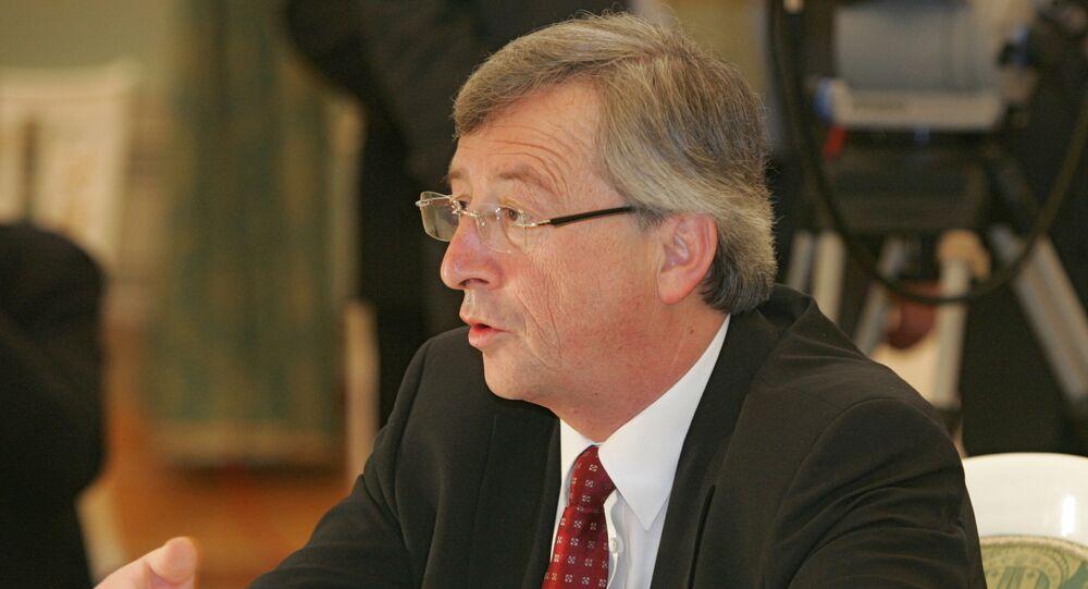Washington et Bruxelles dissuadent Junker de venir en Russie