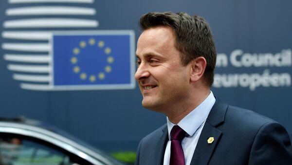 PM du Luxembourg: les sanctions ne sont pas le seul sujet à discuter avec la Russie! - Sputnik France