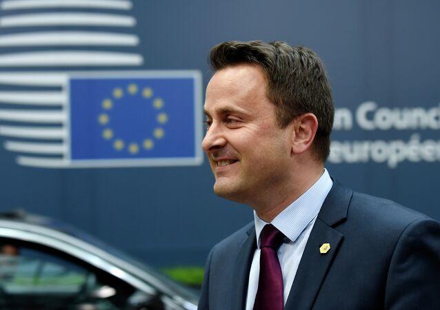 PM du Luxembourg: les sanctions ne sont pas le seul sujet à discuter avec la Russie!