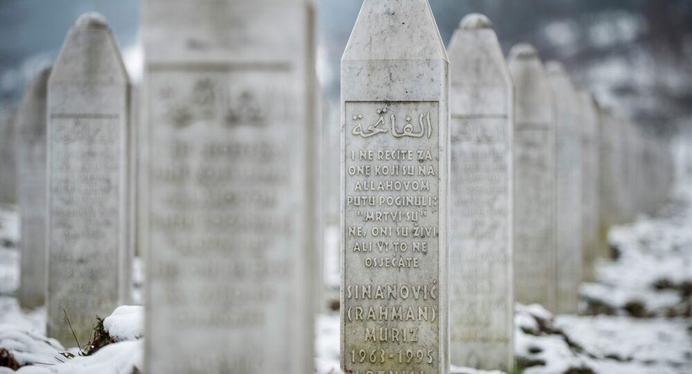 Le massacre de Srebrenica