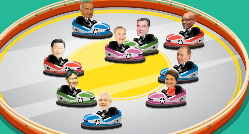 Chine: un dessin animé avec Xi Jinping et Vladimir Poutine