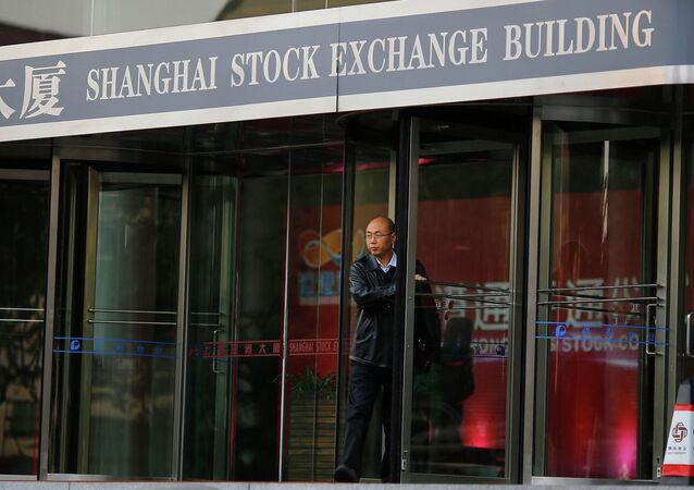 Bourse de Shanghai