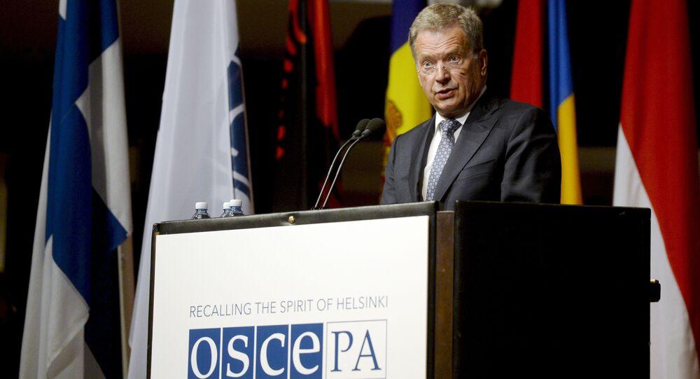 L'Assemblée parlementaire de l'OSCE, Helsinki, juillet 2015