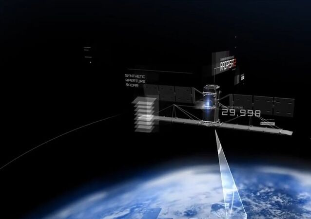 Satellite Radarsat-2