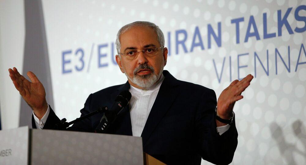 Ministre iranien des Affaires étrangères, Mohammad Javad Zarif