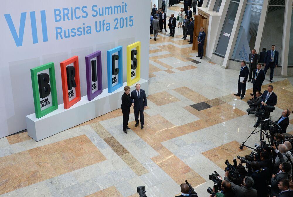Réunions du sommet des BRICS, officielles et informelles