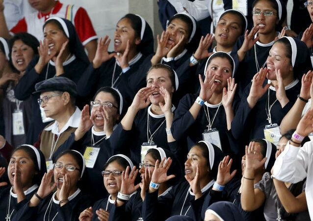 religieuses, image d'illustration