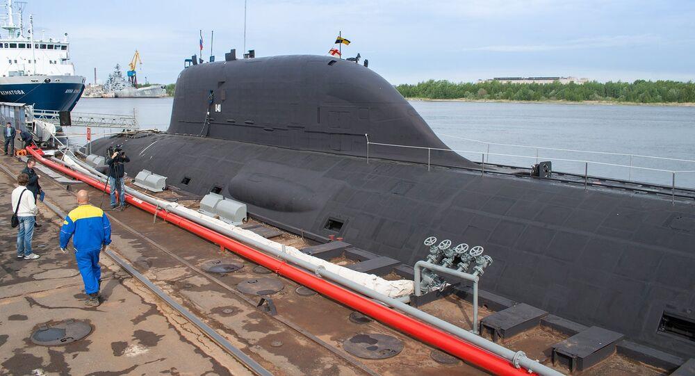 Sous-marin nucléaire Severodvinsk