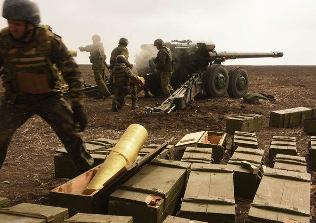 Armes occidentales en Ukraine