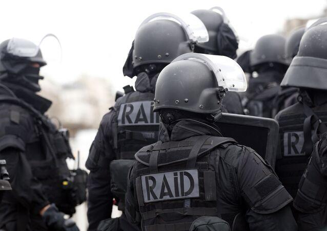 RAID, image d'archives