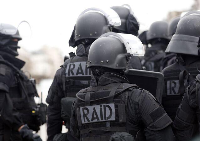 RAID. Archive photo