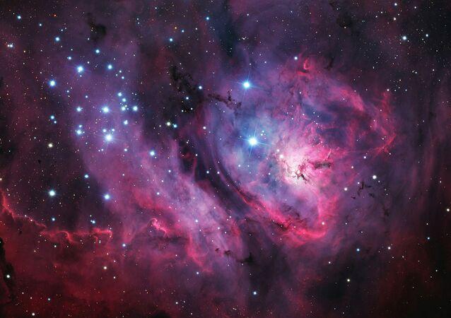 L'incubateur stellaire de la nébuleuse de la Lagune