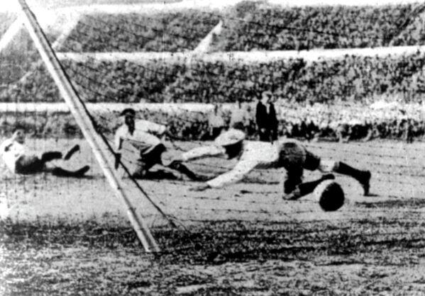 La première Coupe du monde de football - Sputnik France
