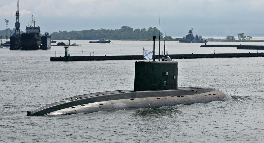 Les sous-marins russes, nouvelle menace inventée par les médias portugais