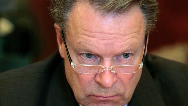 Illka Kanerva, président de l'Assemblée parlementaire de l'OSCE - Sputnik France