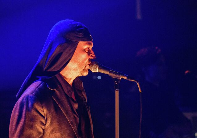 Concert du groupe Laibach (archives)