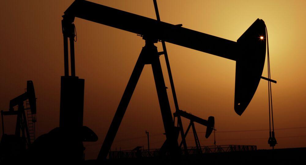 Production de pétrole (image d'illustration)