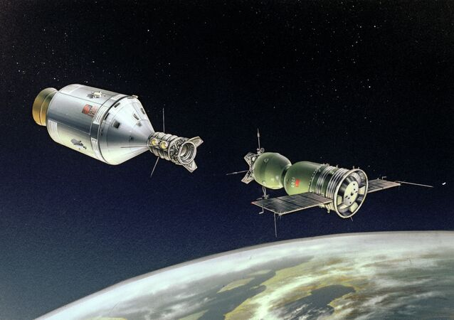 Soyouz-Apollo: début de la collaboration spatiale