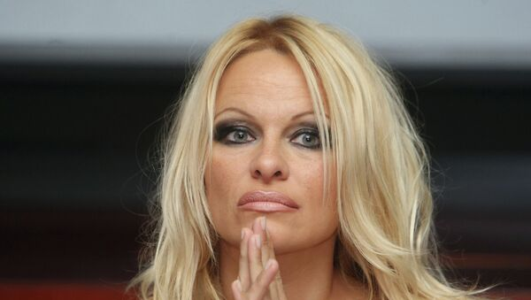 Pamela Anderson - Sputnik France