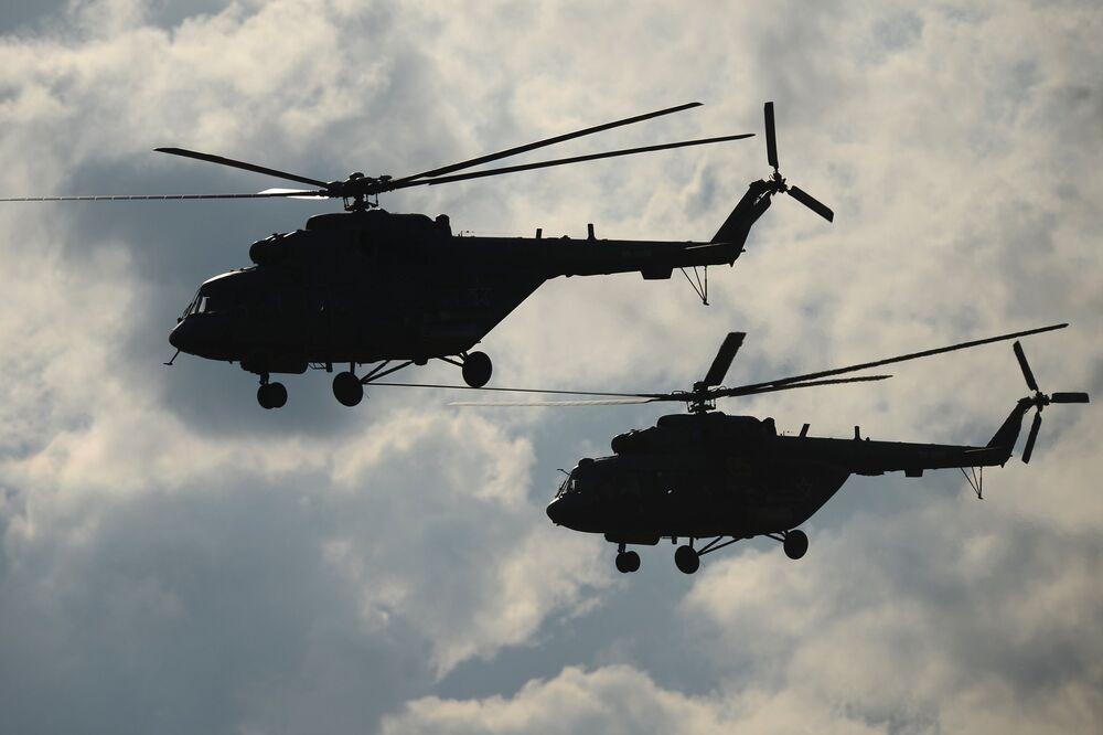 Le Mil Mi-8