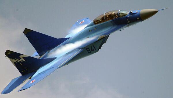 Le MiG-29K russe - Sputnik France
